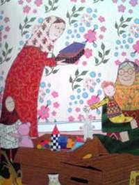 イスラームについての英語絵本 Na'ima B Robert & Shirin Adl / Ramadan Moon -aa