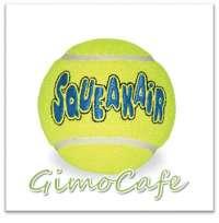 犬のおもちゃ【KONG】テニスボール(M)
