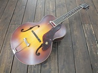 【GRETSCH/G9555/New Yorker/Archtop with Pickup 】NEW!!!