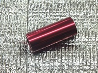 【Fender/ALUMINUM SLIDE/RED】NEW!!!
