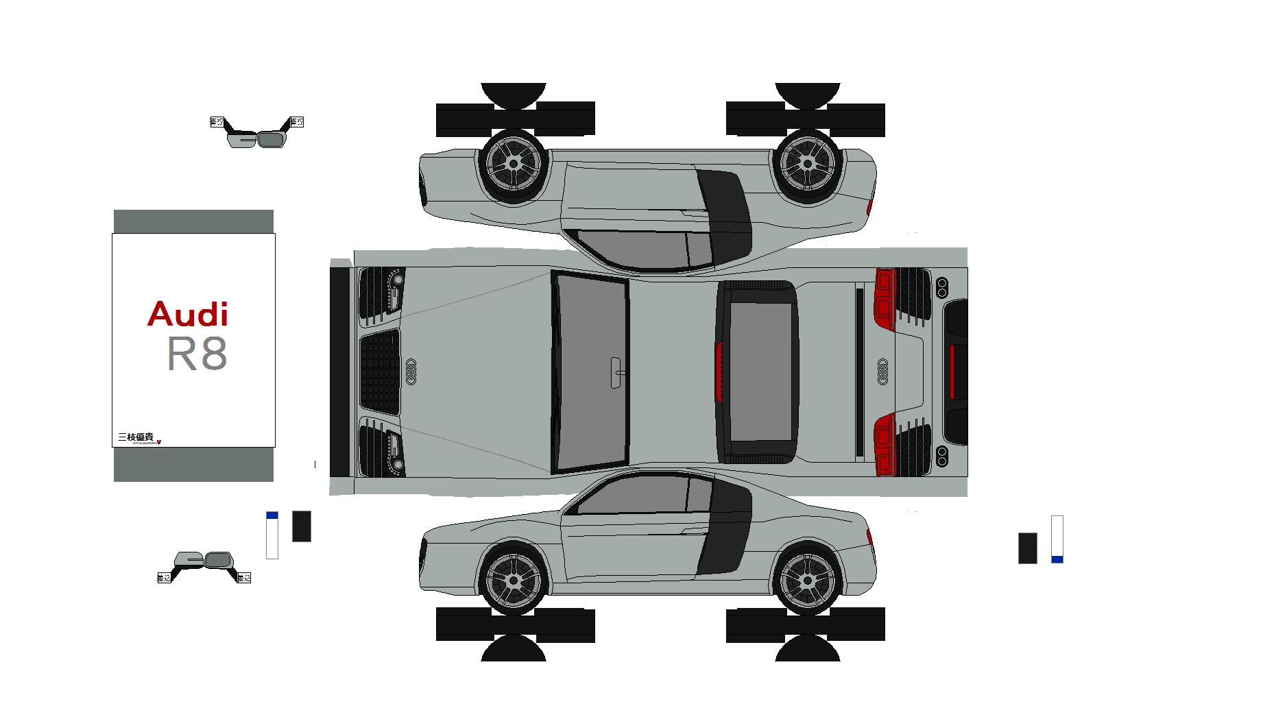 Craft Nissan Passat B Tdi 5 Gang Schaltung Seitlich