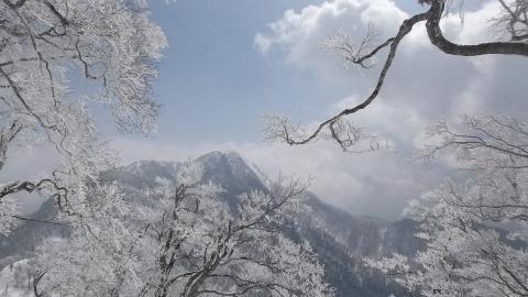 烏ヶ山を眺めながら画像