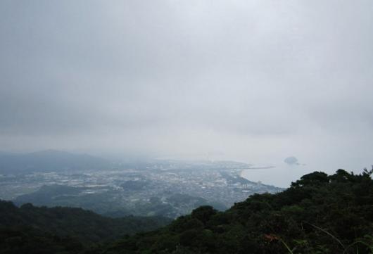 茶臼山〜虎ヶ岳縦走画像