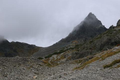 アルプス一万尺に登る!画像