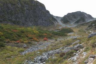 登山道画像