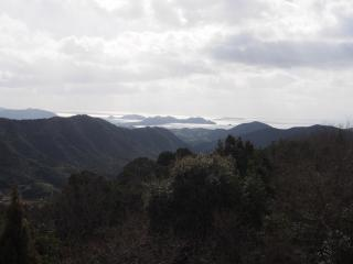 観音岳 八十八ヵ所霊場 周回縦走画像