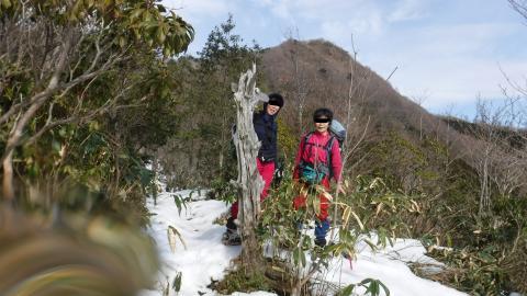 雪山訓練in莇画像