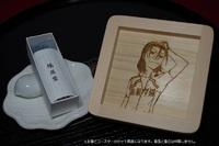 弱虫ペダル「鳩居堂のお香+キャラクターお茶敷リラックスタイムセット」東堂