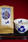 黒子のバスケ(京のお茶+湯呑セット)青峰(予約販売品)