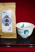 黒子のバスケ(京のお茶+湯呑セット)実渕(予約販売品)