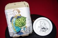 七つの大罪「七つの大材」キング バージョン(キャラ皿+七味セット