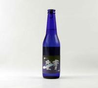 スパークリング純米酒 「蒼き流星」&猪口セット