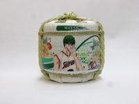 【黒子のバスケ】緑間 ミニこも樽入京都飴